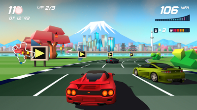 Horizon Chase Turbo Screenshot 1