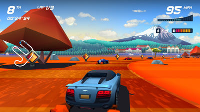 Horizon Chase Turbo Screenshot 4
