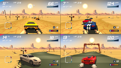Horizon Chase Turbo Screenshot 2