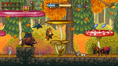 FOX n FORESTS Screenshot 3