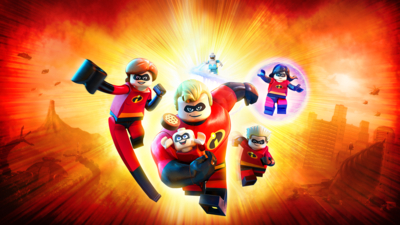 LEGO The Incredibles Masthead