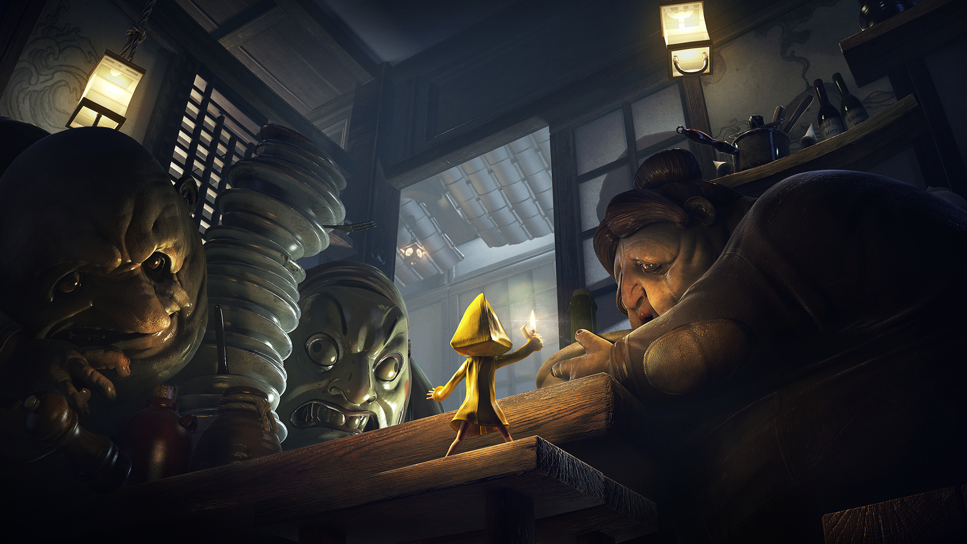 Little Nightmares: Complete Edition Masthead