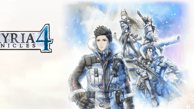 Valkyria Chronicles 4 Masthead