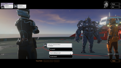 Quarantine Circular Screenshot 3