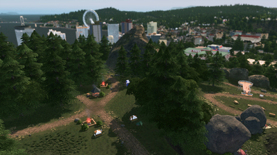 Cities: Skylines - Parklife Screenshot 3