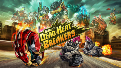 Dillon's Dead-Heat Breakers Masthead