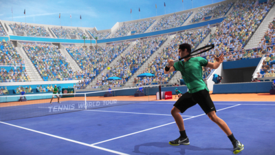 Tennis World Tour Screenshot 3