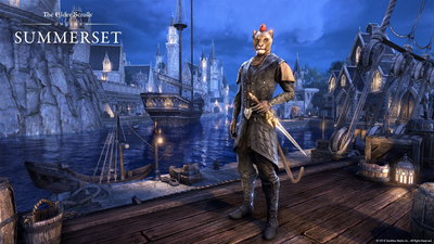 The Elder Scrolls Online: Summerset Screenshot 2