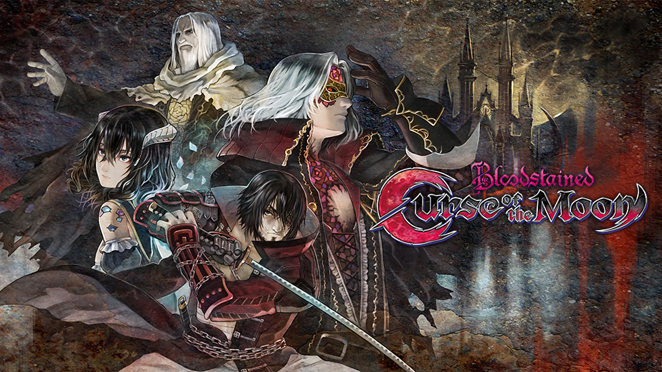 Bloodstained: Curse of the Moon Masthead