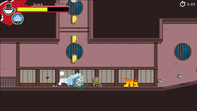 Super Hyperactive Ninja Screenshot 5
