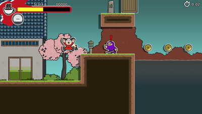 Super Hyperactive Ninja Screenshot 3