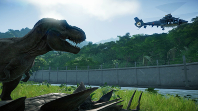 Jurassic World Evolution Screenshot 4