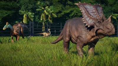 Jurassic World Evolution Screenshot 8