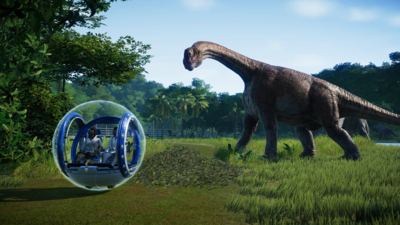 Jurassic World Evolution Screenshot 9