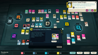Cultist Simulator Screenshot 2