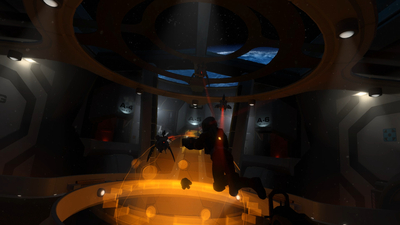 Downward Spiral: Horus Station Screenshot 4
