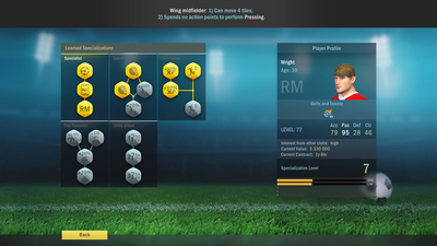 Football, Tactics, and Glory Screenshot 2