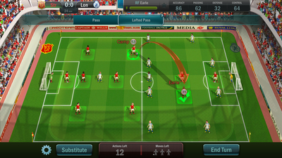 Football, Tactics, and Glory Screenshot 1