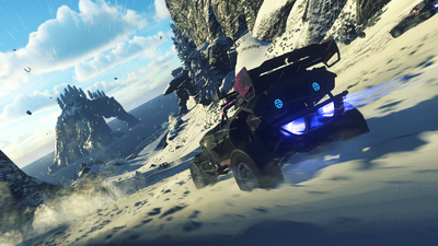 Onrush Screenshot 3