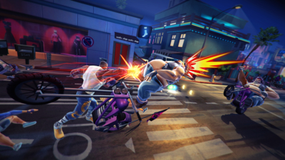 Shaq Fu: A Legend Reborn Screenshot 1