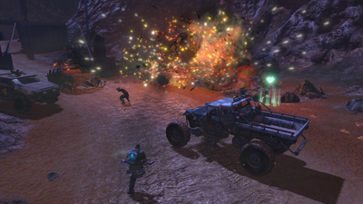 Red Faction Guerrilla: Re-Mars-tered Edition Screenshot 8