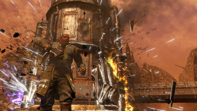 Red Faction Guerrilla: Re-Mars-tered Edition Screenshot 5
