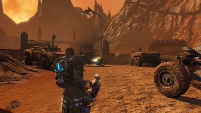 Red Faction Guerrilla: Re-Mars-tered Edition Screenshot 7