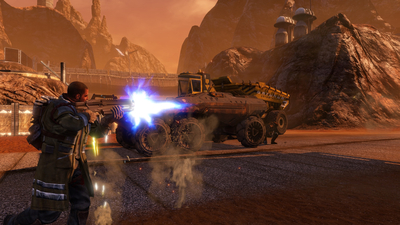 Red Faction Guerrilla: Re-Mars-tered Edition Screenshot 6