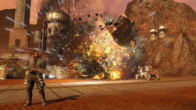 Red Faction Guerrilla: Re-Mars-tered Edition Screenshot 4