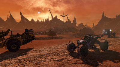 Red Faction Guerrilla: Re-Mars-tered Edition Screenshot 1