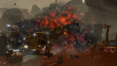 Red Faction Guerrilla: Re-Mars-tered Edition Screenshot 3