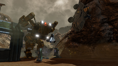 Red Faction Guerrilla: Re-Mars-tered Edition Screenshot 2