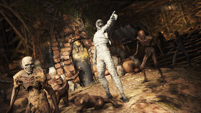 Strange Brigade Screenshot 7