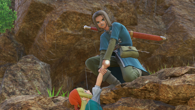 Dragon Quest XI: Echoes of an Elusive Age Screenshot 4