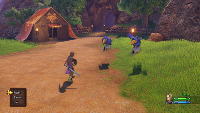 Dragon Quest XI: Echoes of an Elusive Age Screenshot 5