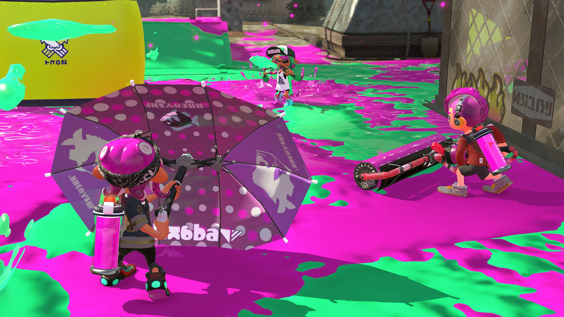 Splatoon 2 Octo Expansion For Switch Reviews Opencritic