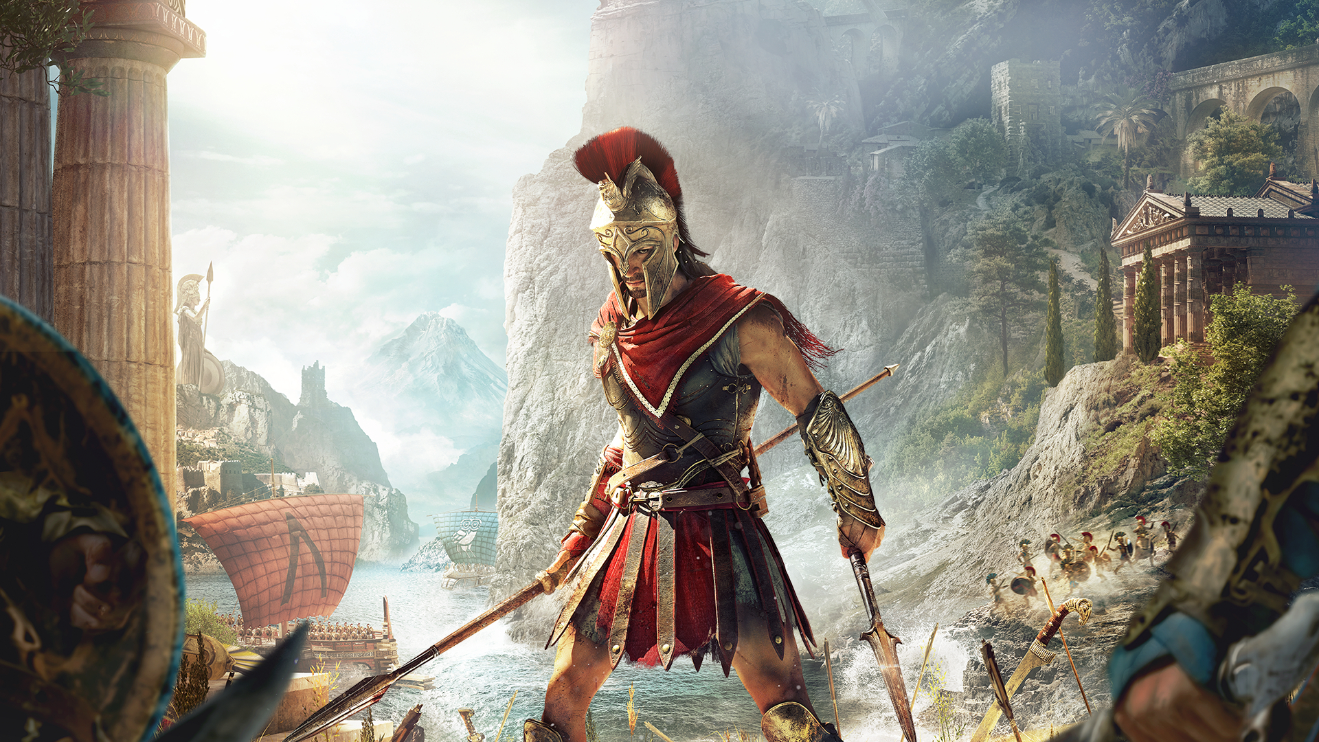 Assassin's Creed Odyssey Masthead