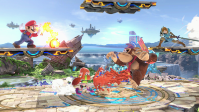 Super Smash Bros. Ultimate Screenshot 2