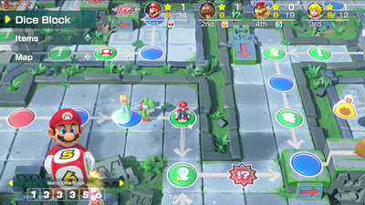 Super Mario Party Screenshot 1