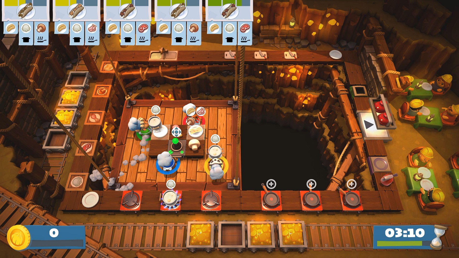 Overcooked 2 for PS4, XB1, PC, Switch Reviews - OpenCritic