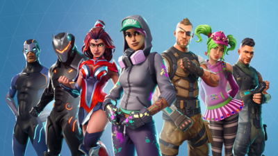 Fortnite: Battle Royale Masthead