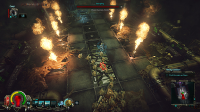 Warhammer 40,000: Inquisitor - Martyr Screenshot 2