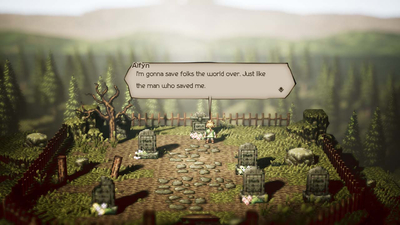 Octopath Traveler Screenshot 3