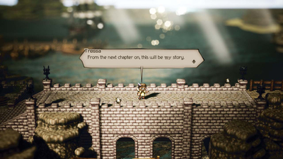 Octopath Traveler Screenshot 2