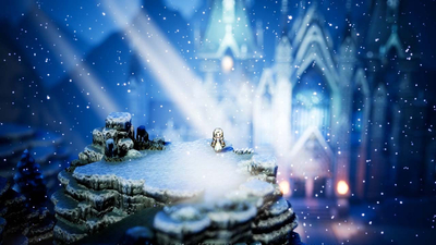 Octopath Traveler Screenshot 1