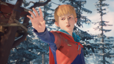 The Awesome Adventures of Captain Spirit Screenshot 3