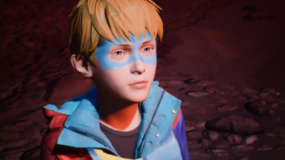 The Awesome Adventures of Captain Spirit Screenshot 5