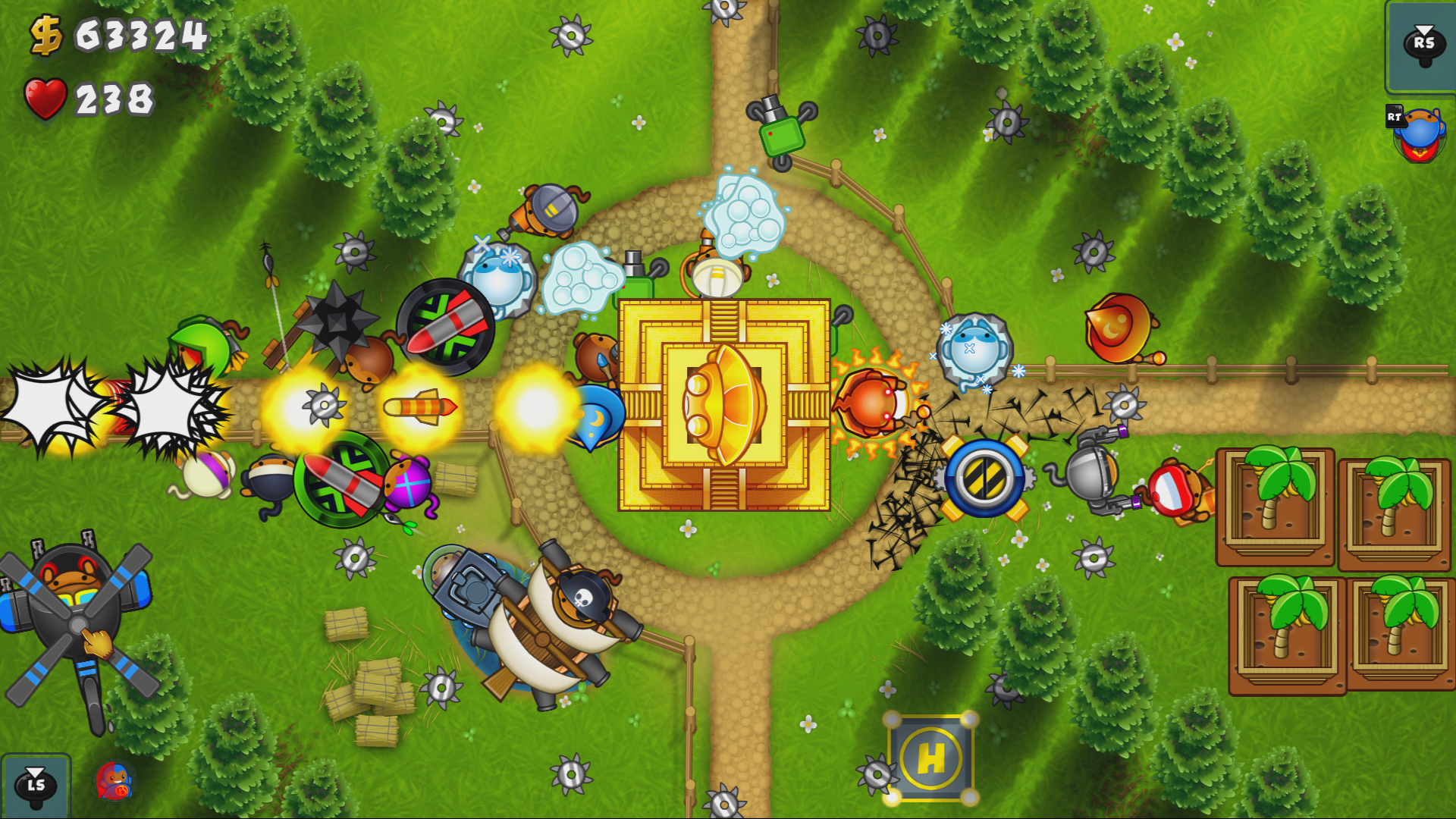 Bloons TD 5 for PS4, XB1, PC, Switch Reviews - OpenCritic