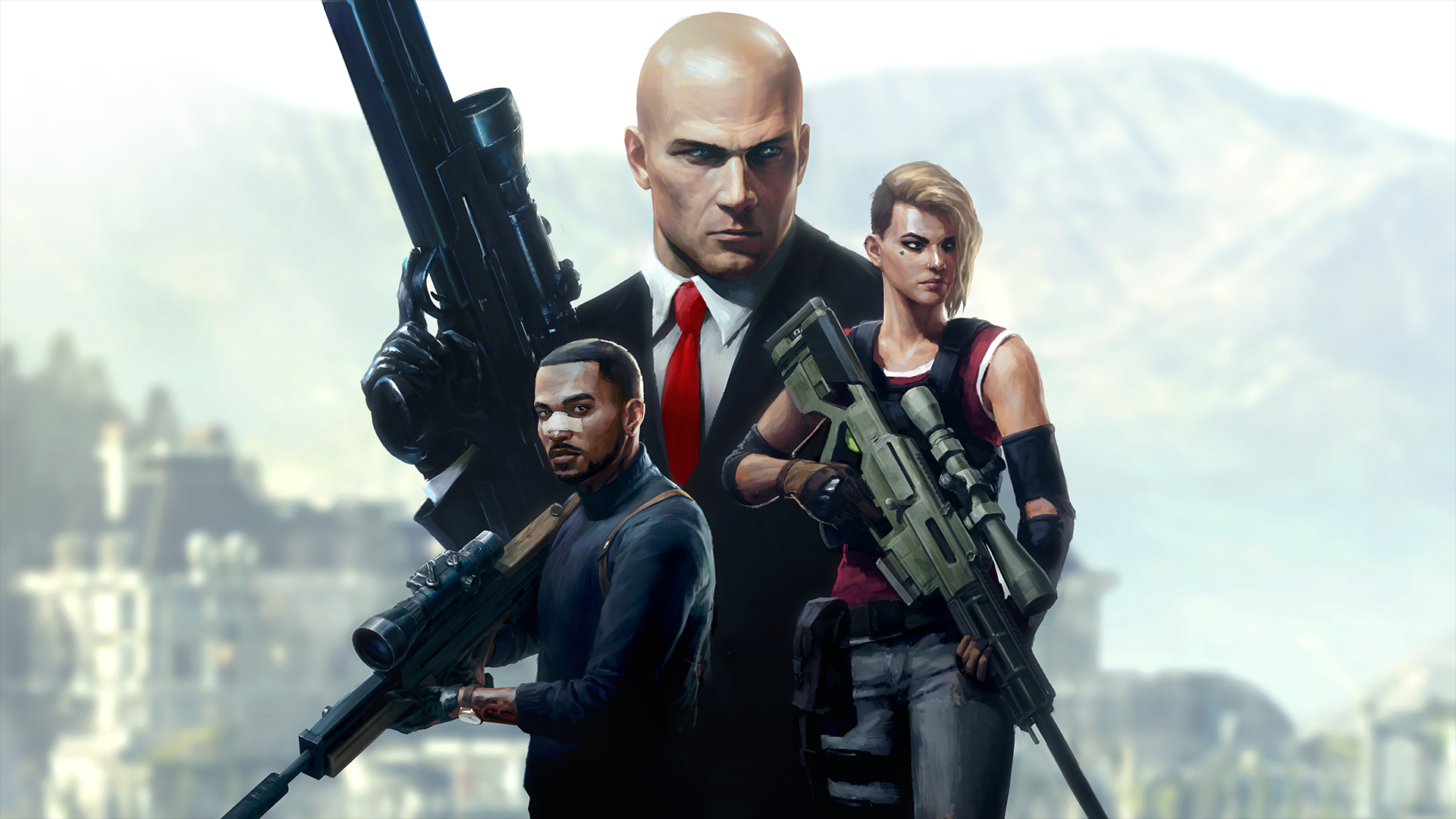 Hitman: Sniper Assassin Masthead