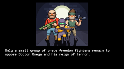Omega Strike Screenshot 4